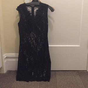 Elie Tahari never been worn black dress